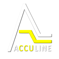 Acculine Bottom Logo
