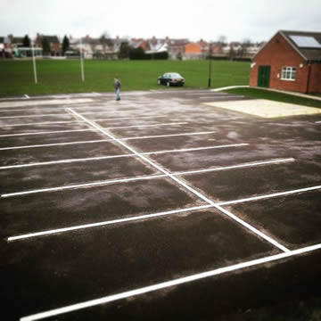 Car Park Marking Company In Nottingham