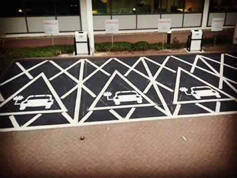 Road Marking Services For Contractors