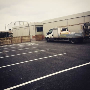 Industrial Line Painting Company In London