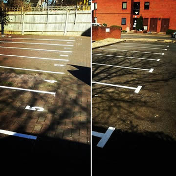 Line Marking Company In Enfield