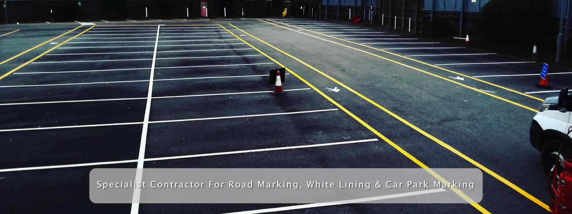 Parking Lot Line Marking Company