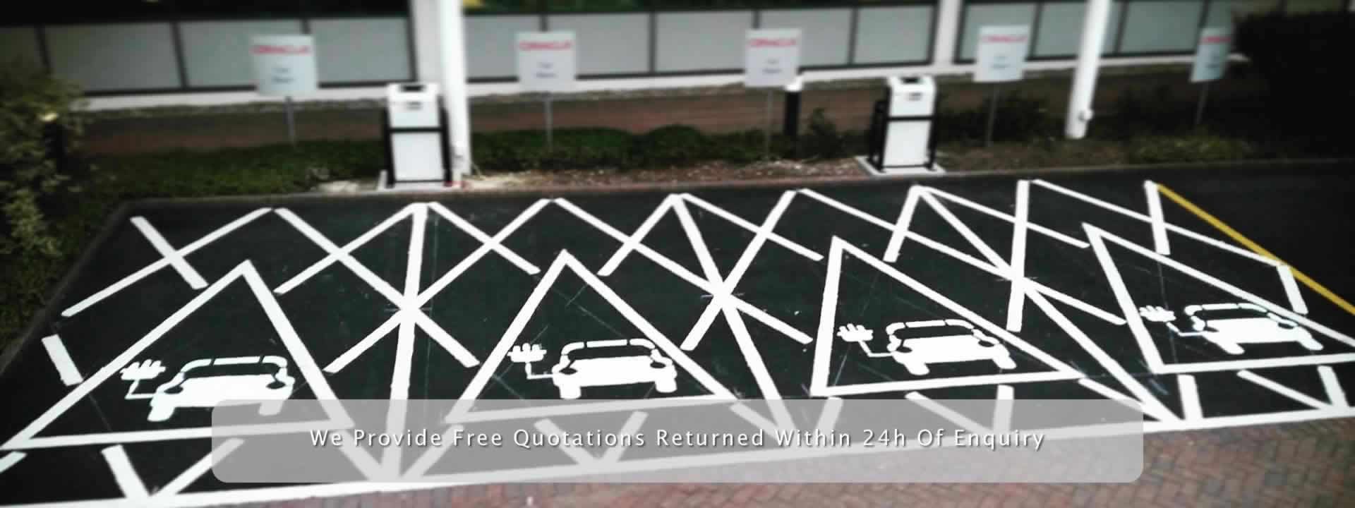 Free Quotation For Line Marking Services